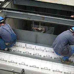Underground CPI separator