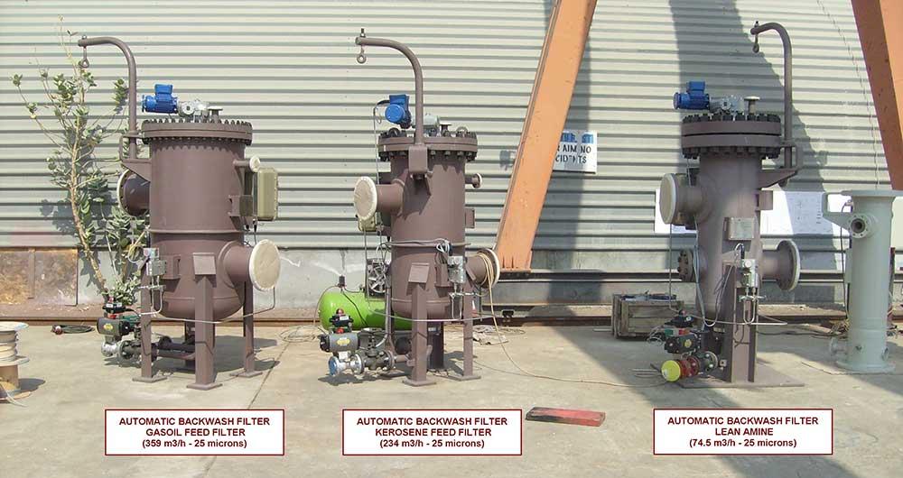 Coarse Filtrers | Petro Sahel Abtab Co , Ltd